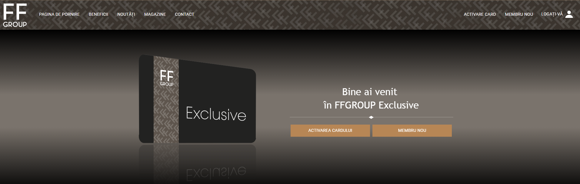 FFGROUP Exclusive customer loyalty program by QIVOS