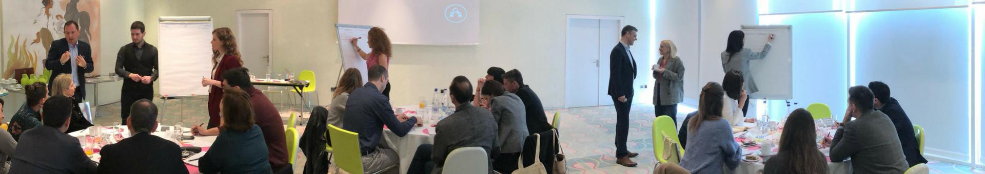 QIVOS organised an exclusive loyalty workshop