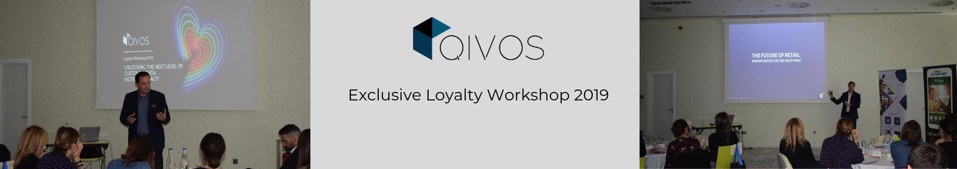 QIVOS LOYALTY WORKSHOP 2019